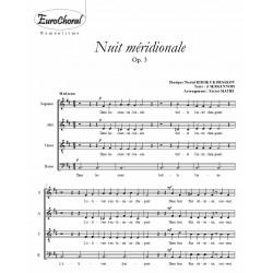 NUIT MERIDIONALE (Rimsky-Korsakov)