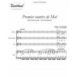 PREMIER SOURIRE DE MAI (C.Franck)