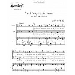 LA VIERGE A LA CRECHE (C.Franck)