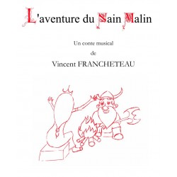 L'AVENTURE DU NAIN MALIN (V.Francheteau)