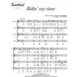 BIDIN' MY TIME (Gershwin)