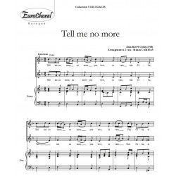 TELL ME NO MORE (J.Blow)