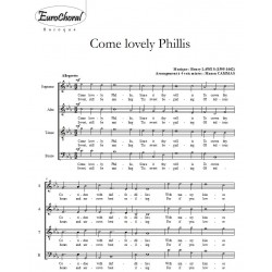 COME LOVELY PHILLIS (H.Lawes)