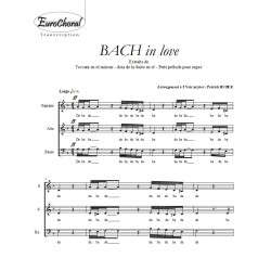 BACH IN LOVE (J.S Bach)