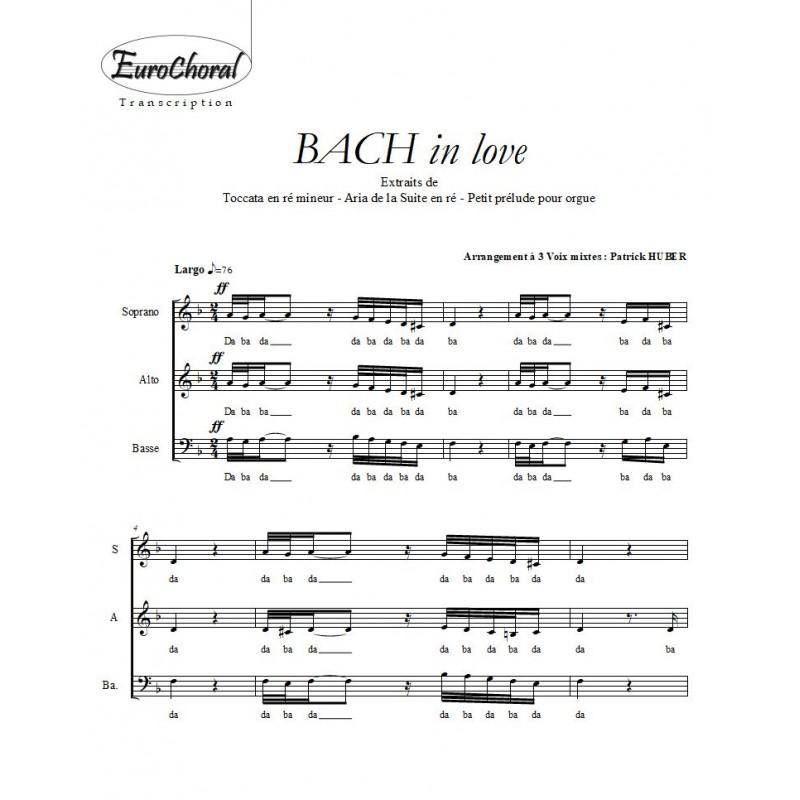 BACH IN LOVE (J.S Bach)