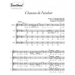 CHANSON DE L'OISELEUR (L. Delibes)