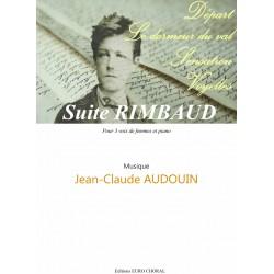 Suite Rimbaud (J.C Audouin)