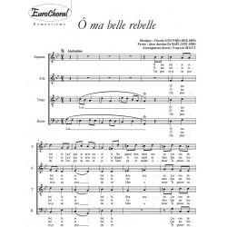 O MA BELLE REBELLE (Ch. Gounod)