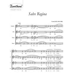 SALVE REGINA (Fr. Liszt)