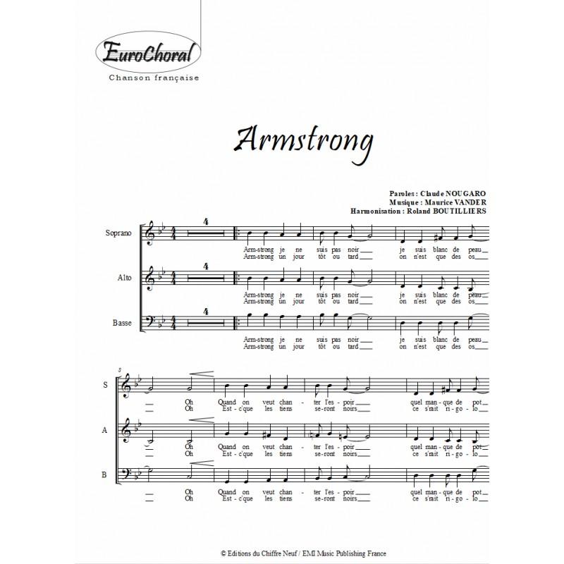 ARMSTRONG (Chœur)