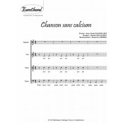 Chanson sans calcium