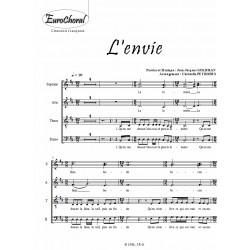 L'ENVIE (Chœur)