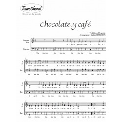 CHOCOLATE Y CAFE