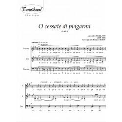 O CESSATE DI PIAGARMI (Arietta)
