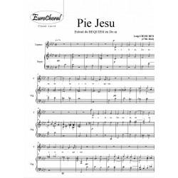 PIE JESU (Requiem en Do m)