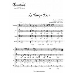 Le tango corse