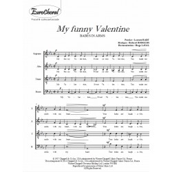 MY FUNNY VALENTINE (Babes in arms)