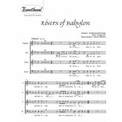 RIVERS OF BABYLON (Choeur)