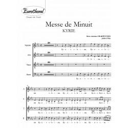 MESSE DE MINUIT - KYRIE (Chœur)