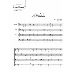 Alleluia (Purcell)