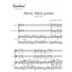 MARIA MATER GRATIAE