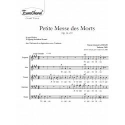 PETITE MESSE DES MORTS Op.14, n°2