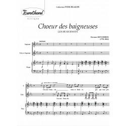 CHOEUR DES BAIGNEUSES (Les Huguenots)